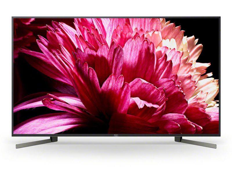 Nieustraszony pogromca OLED-ów, czyli test i recenzja telewizora Sony 55XG9505