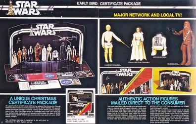 star wars kenner figurki