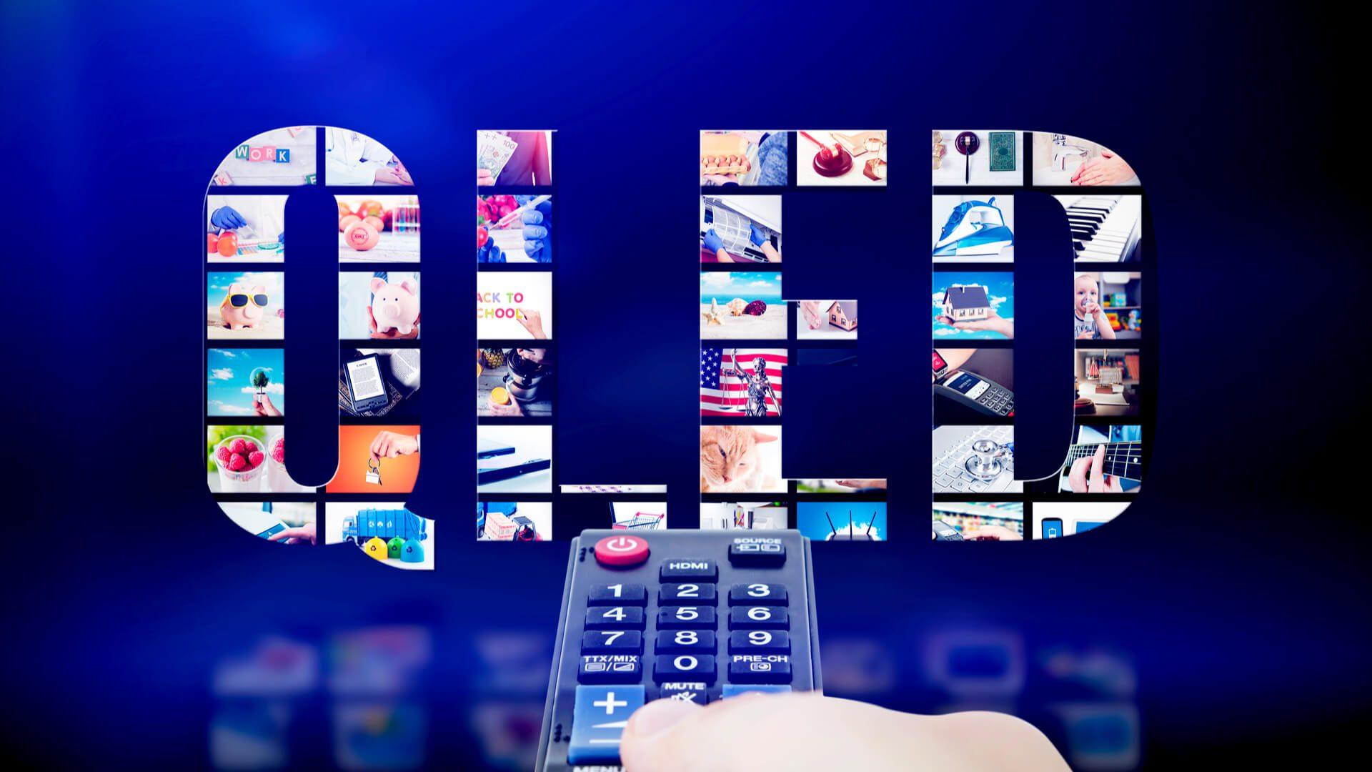 QLED – co to jest? Czym wyróżnia się technologia QLED?