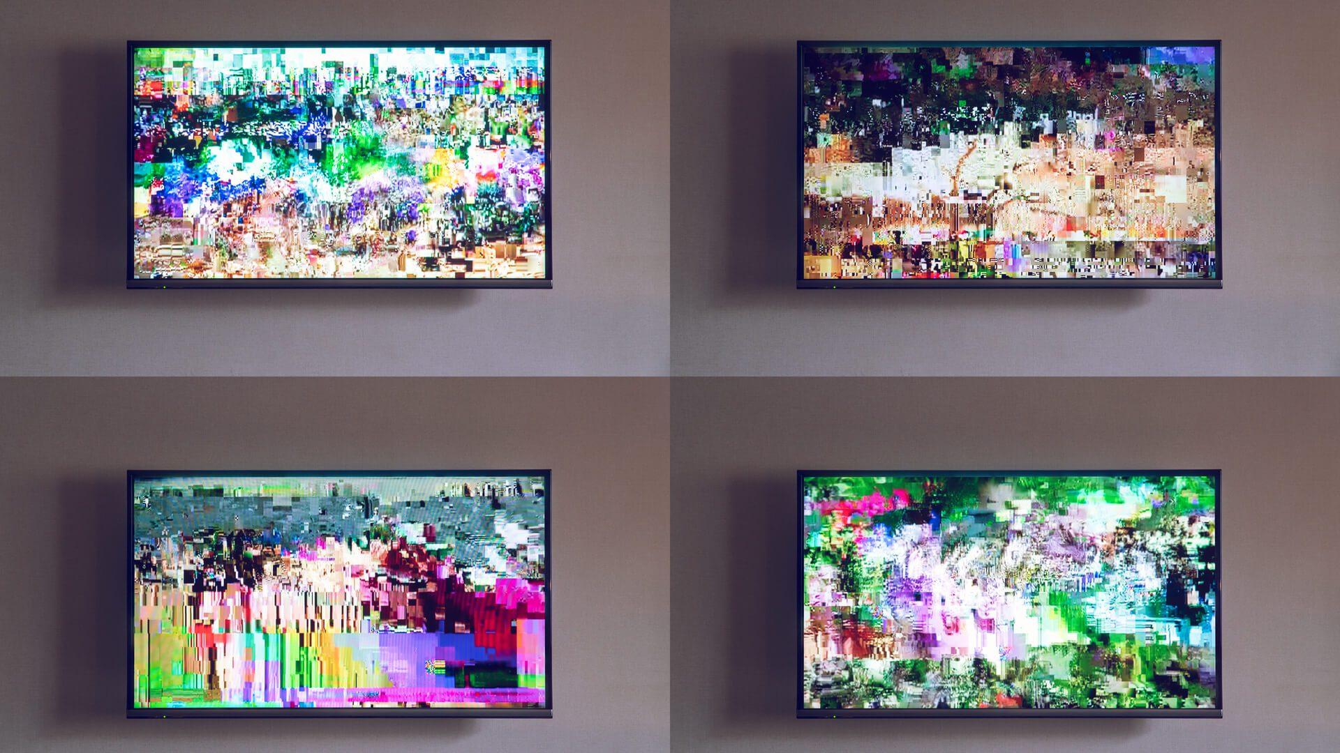 Cztery telewizory, dwa zadania, jeden zwycięzca