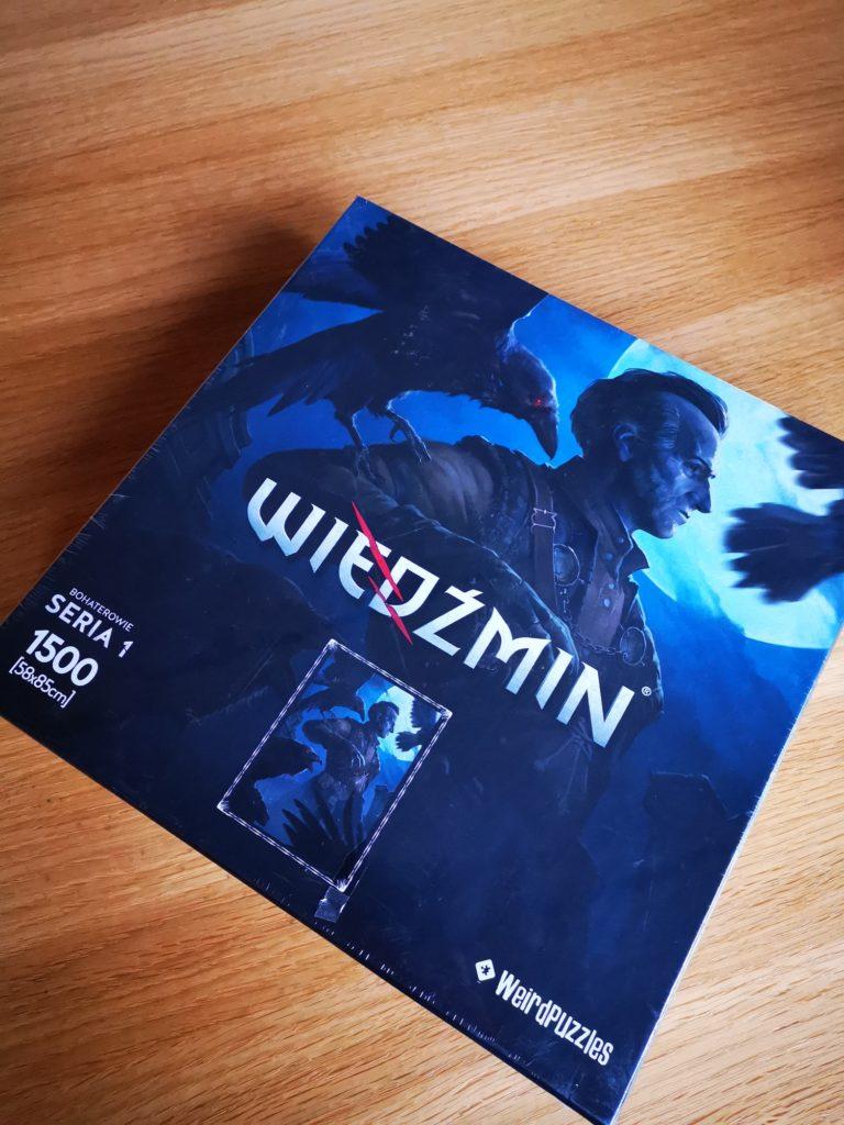 Puzzle Wiedźmin Regis