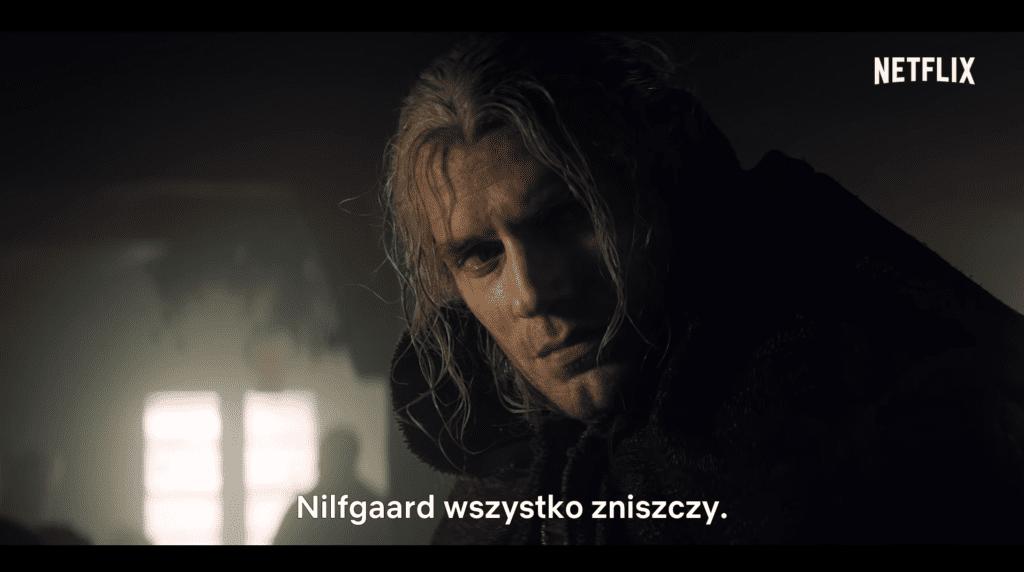 Henry Cavill Wiedźmin