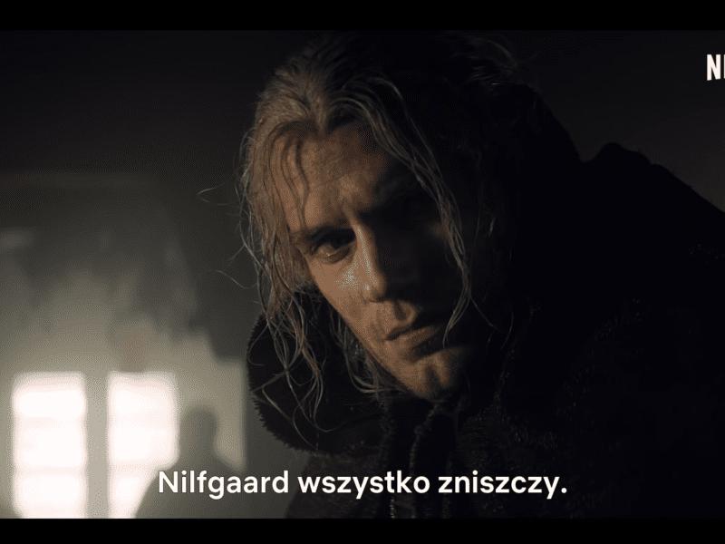 """Premiera serialowego Wiedźmina już za 8 dni. Netflix publikuje """"Zwiastun Finalny"""""""