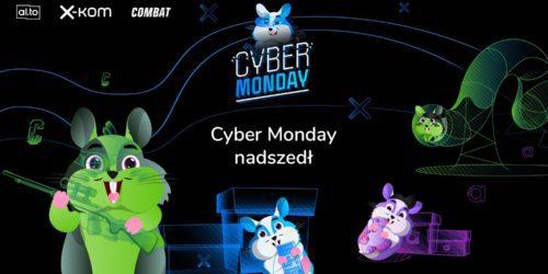 Cyber Monday 2019. Sprawdź promocje w x-kom, al.to i combat