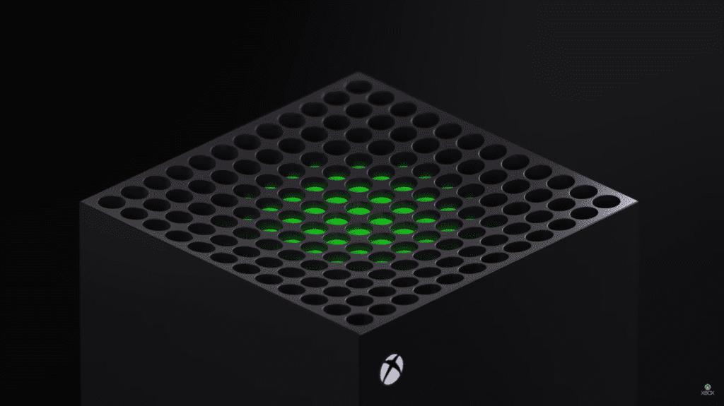 Xbox Series X wentylacja