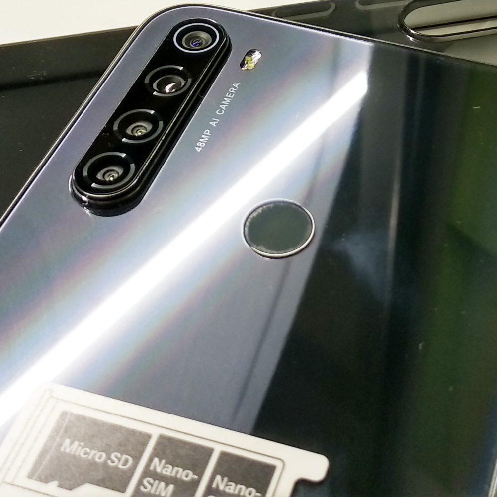 aparat smartfona xiaomi redmi note 8t