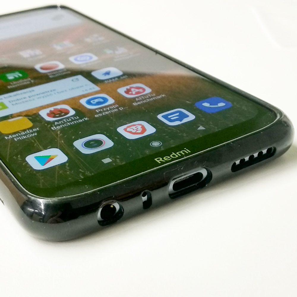 porty smartfona xiaomi redmi note 8t