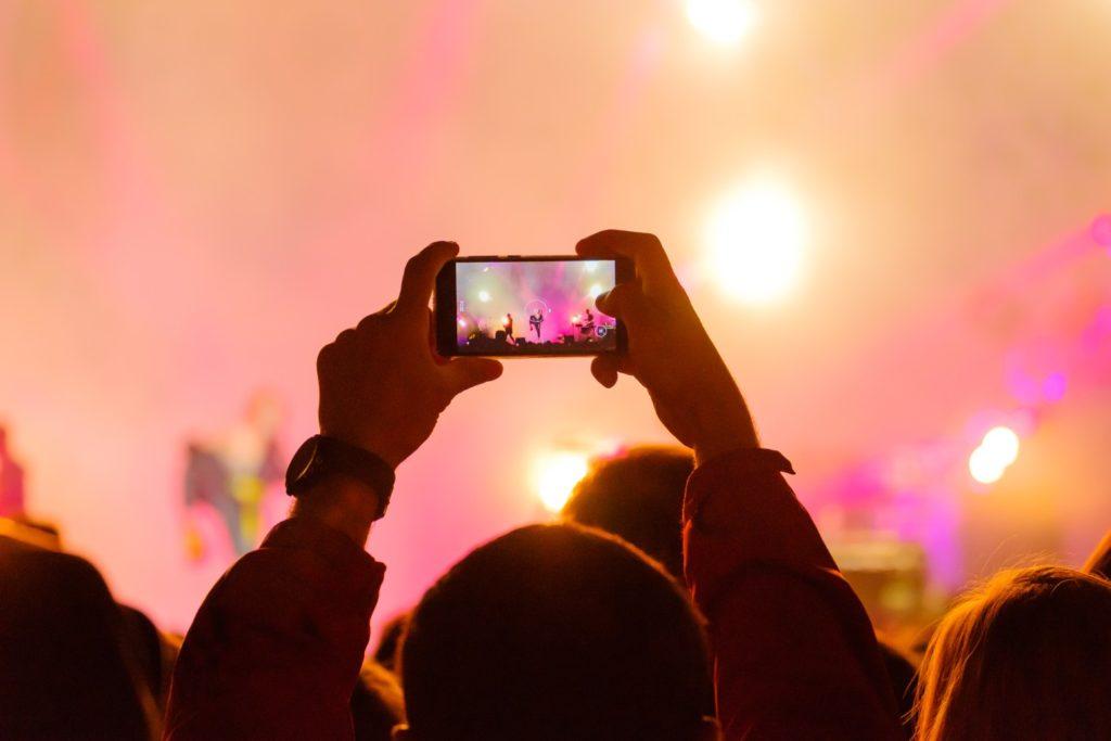 Zdjęcia robione smartfonem