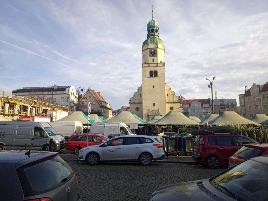 Zdjęcie z CAT S52 Poznań Rynek Wildecki