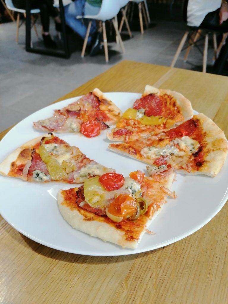 P Smart Pro zdjęcie jedzenia