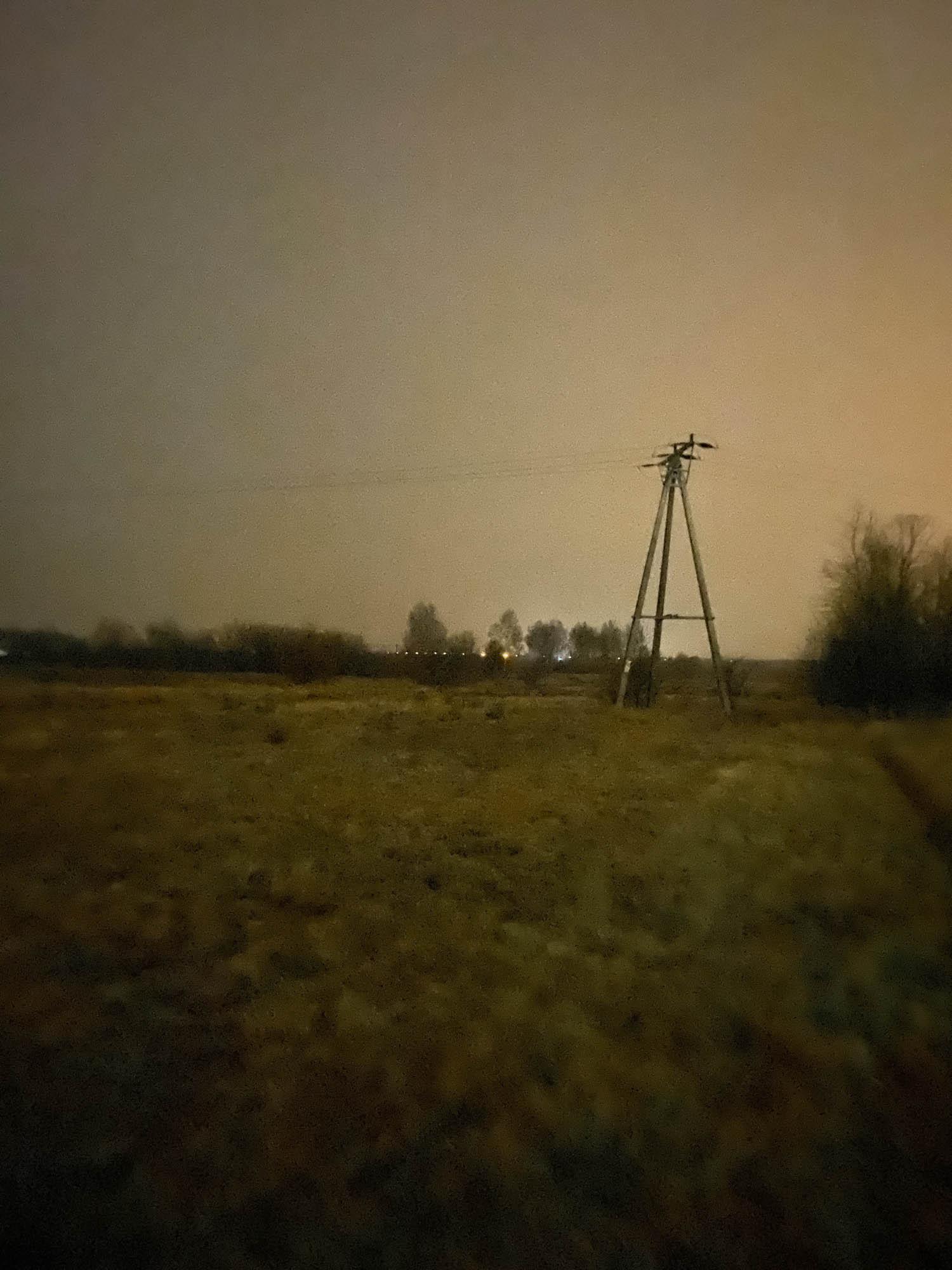 iPhone 11 Pro zdjęcie nocne