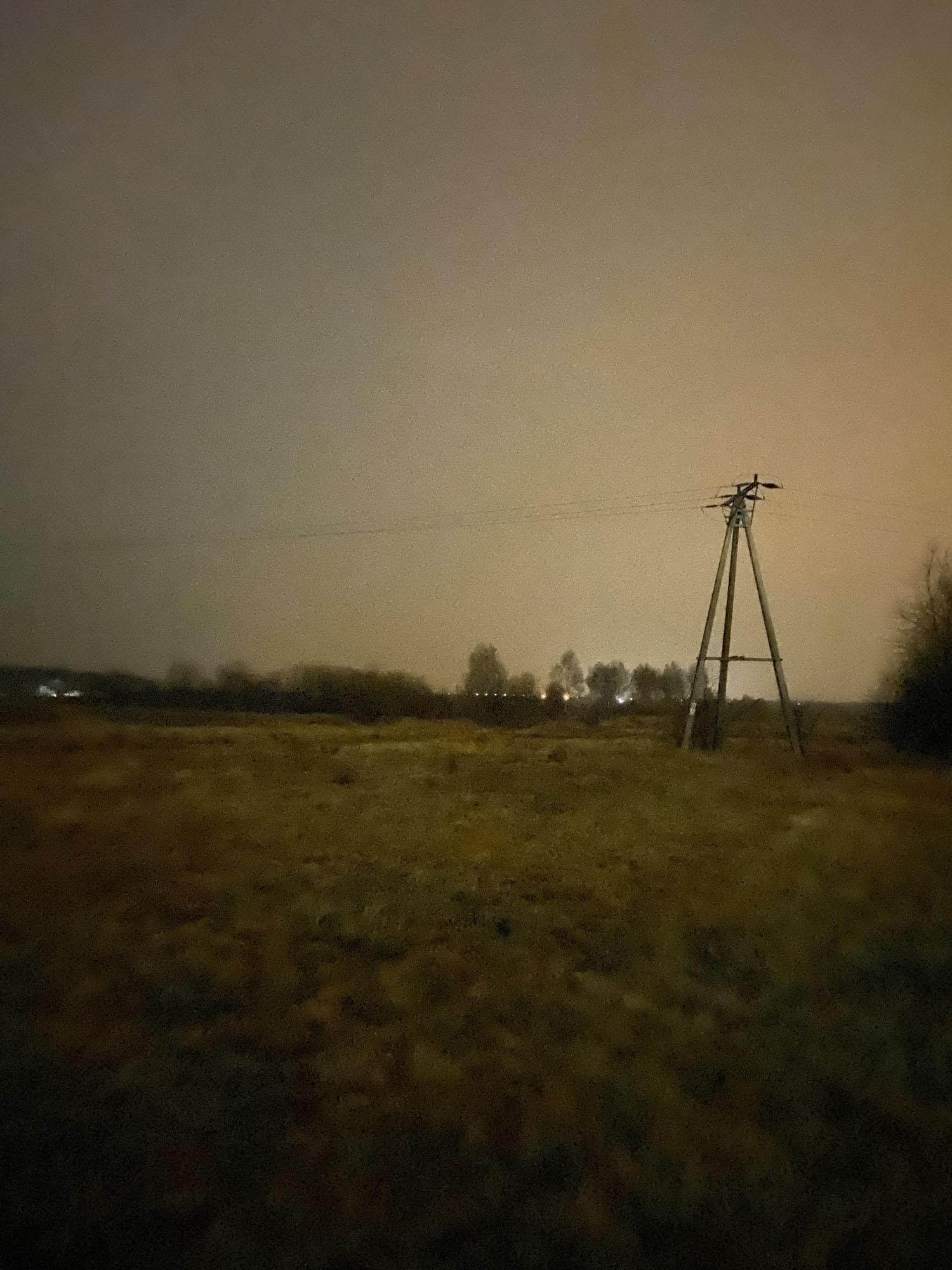 iPhone 11 zdjęcie nocne