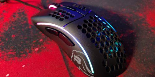 Glorious PC Gaming Race Model D – recenzja lekkiej i ergonomicznej myszy dla graczy