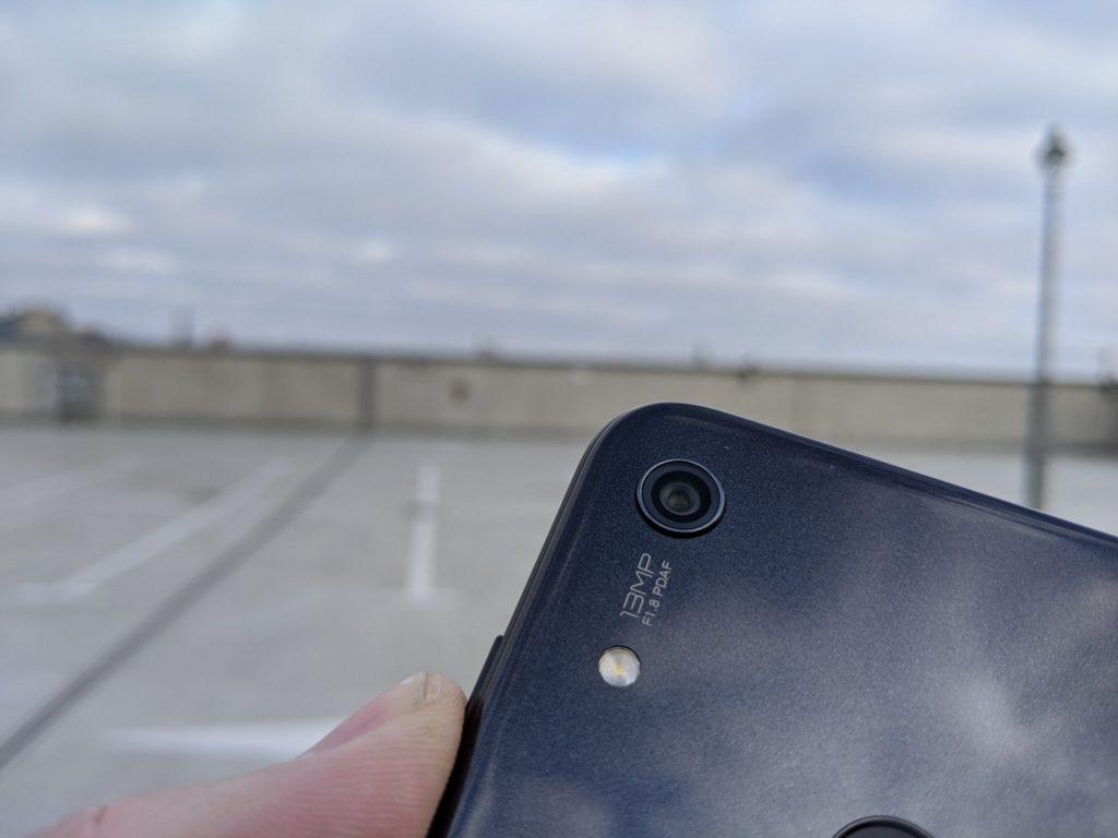 Huawei Y6s aparat