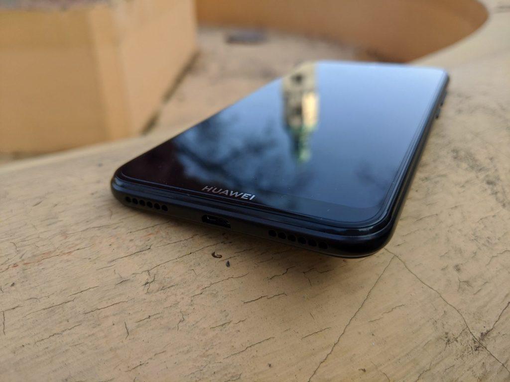 Huawei Y6s głośnik