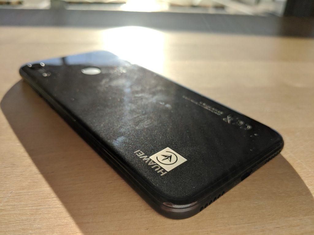 Huawei Y6s plecki