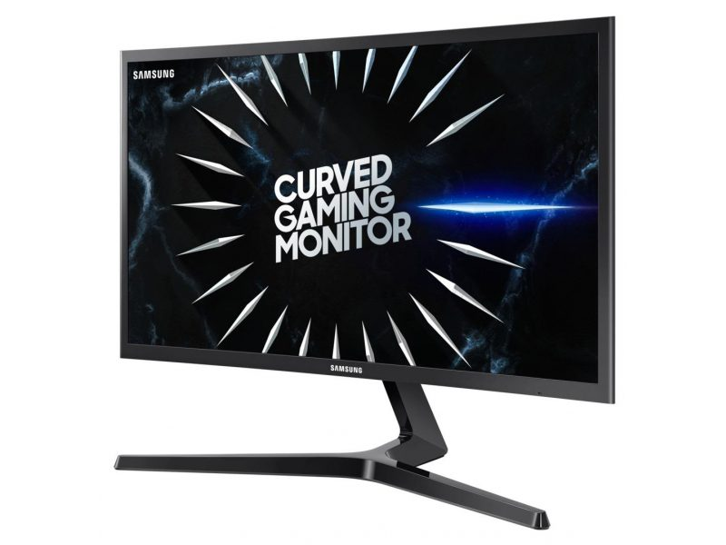 Samsung C24RG50FQUX Curved