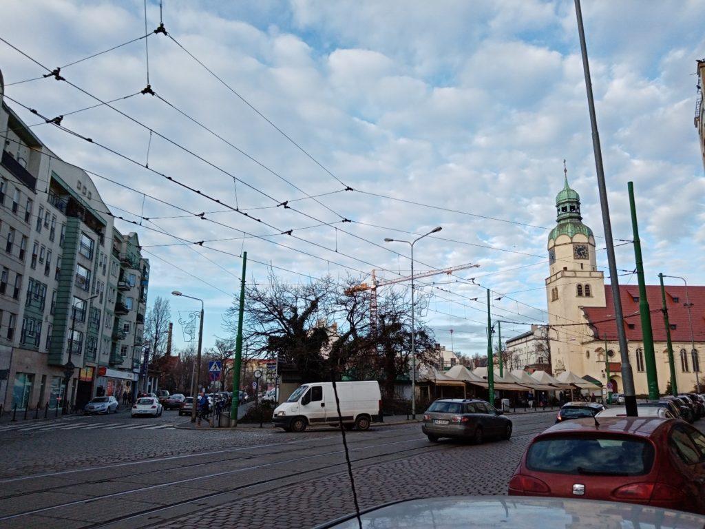 Zdjęcie z Huawei Y6s Poznań Rynek Wildecki