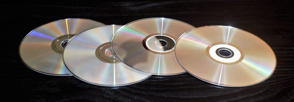 Nośniki płyty cd-rom