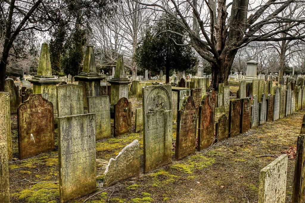 cmentarz groby