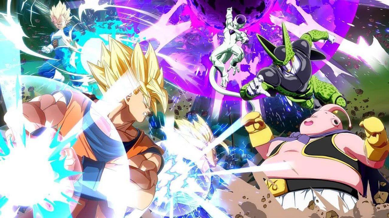 """""""We Gotta Power!"""" Przypominamy gry """"Dragon Ball"""""""