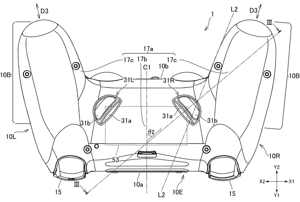 dualshock patent
