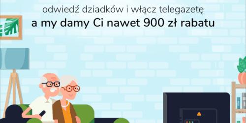 Dzień Babci i Dzień Dziadka w x-kom – złóż życzenia i zdobądź nawet 900 zł rabatu
