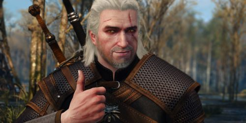 Zaraza! Powstał mod do Resident Evil 2, który pozwala grać… Geraltem z Rivii