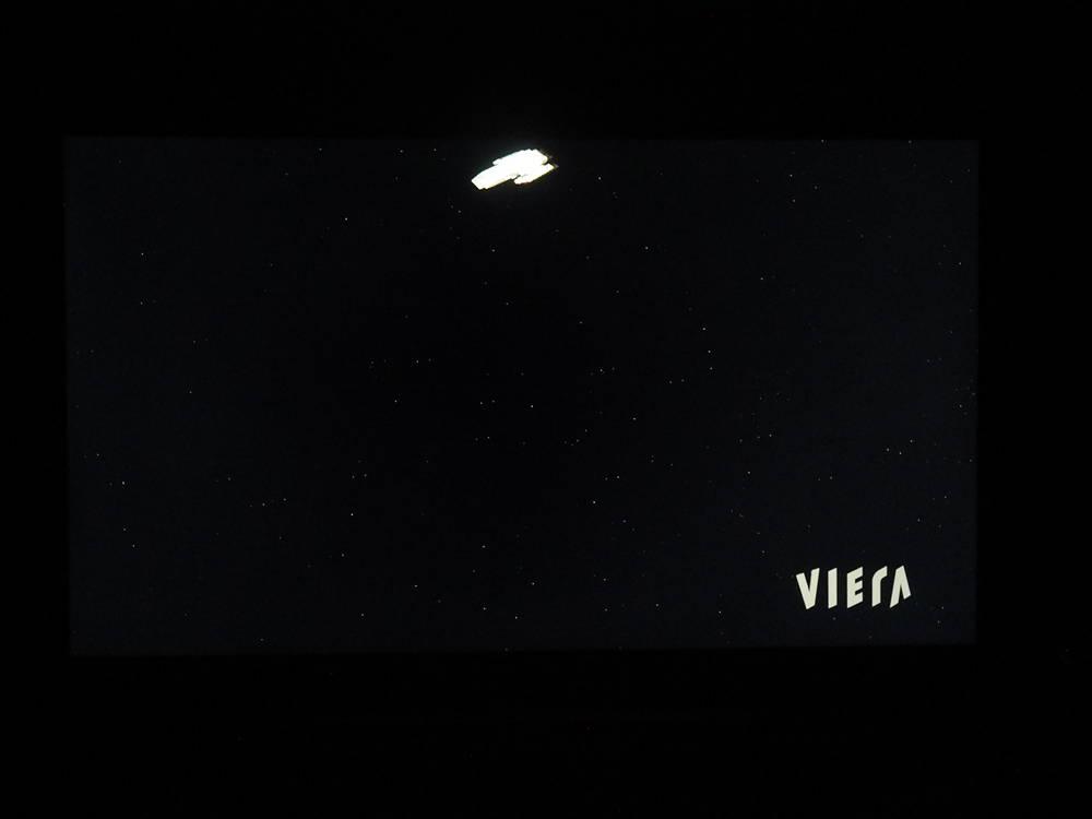 scena z filmu The First Man na ekranie philipsa 50PUS754