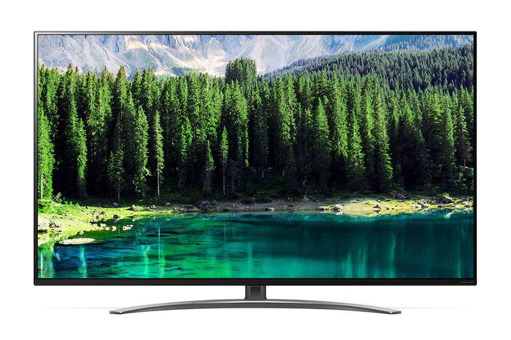 wygląd telewizora lg55sm8600