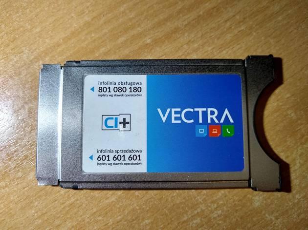 moduł warunkowego dostępu Vectra