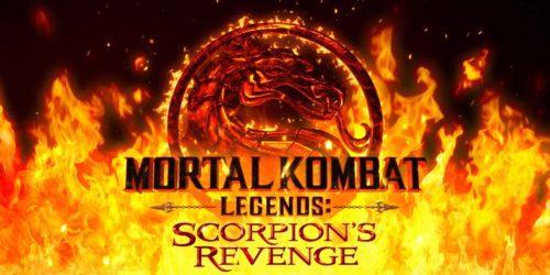 """""""Get Over Here!"""": """"Mortal Kombat Legends: Scorpion's Revenge"""", czyli nowy film na podstawie kultowej bijatyki"""