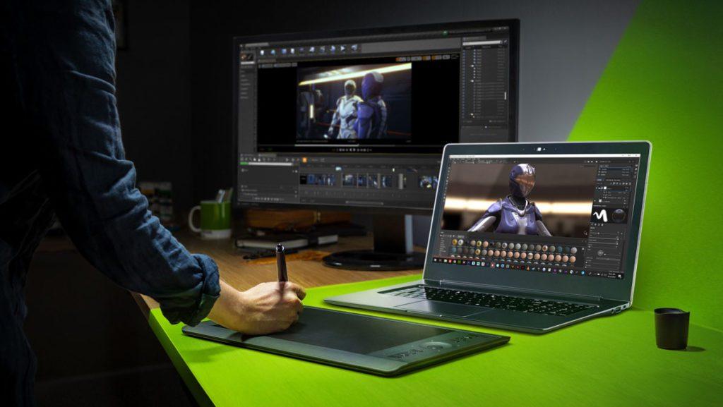 laptopy nvidia studio
