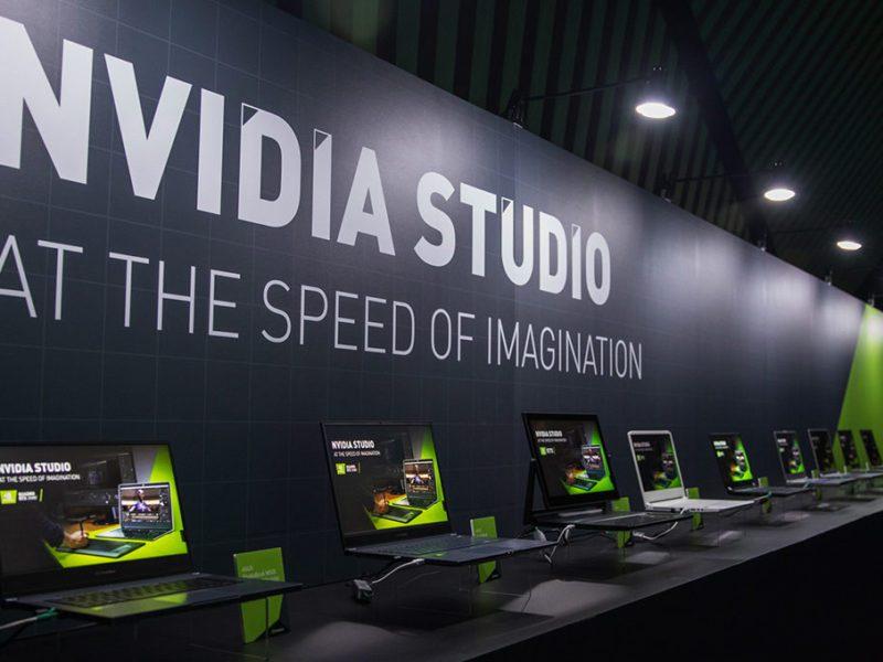 NVIDIA Studio – z myślą o artystach