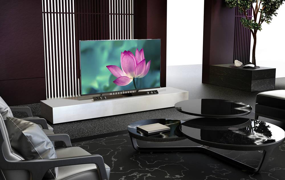 przykładowy model telewizora marki TCL
