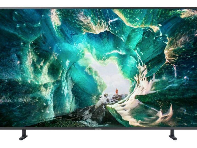Samsung 55RU8002 – test i recenzja telewizora z odświeżoną matrycą
