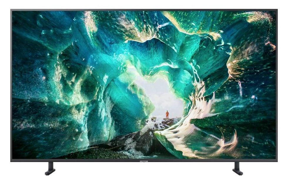 wygląd telewizora samsung 55ru8002