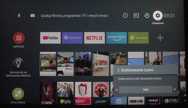 system operacyjny tv