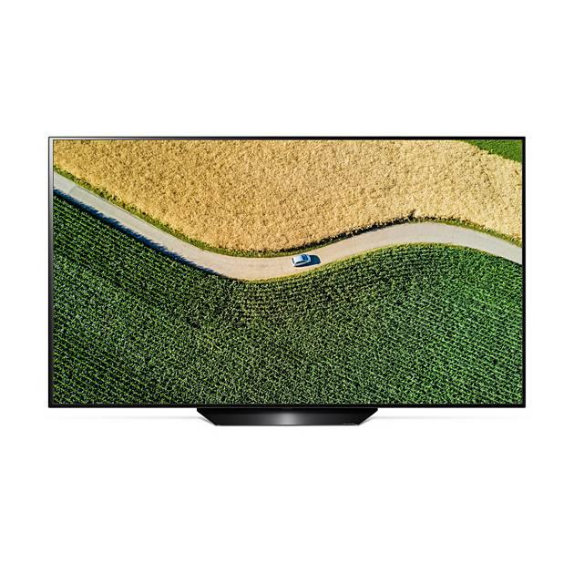 przykładowy telewizor 4k LG