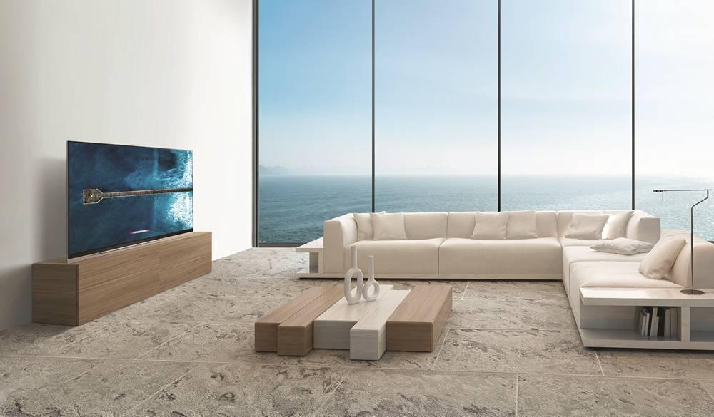 przykładowy model telewizora OLED od LG