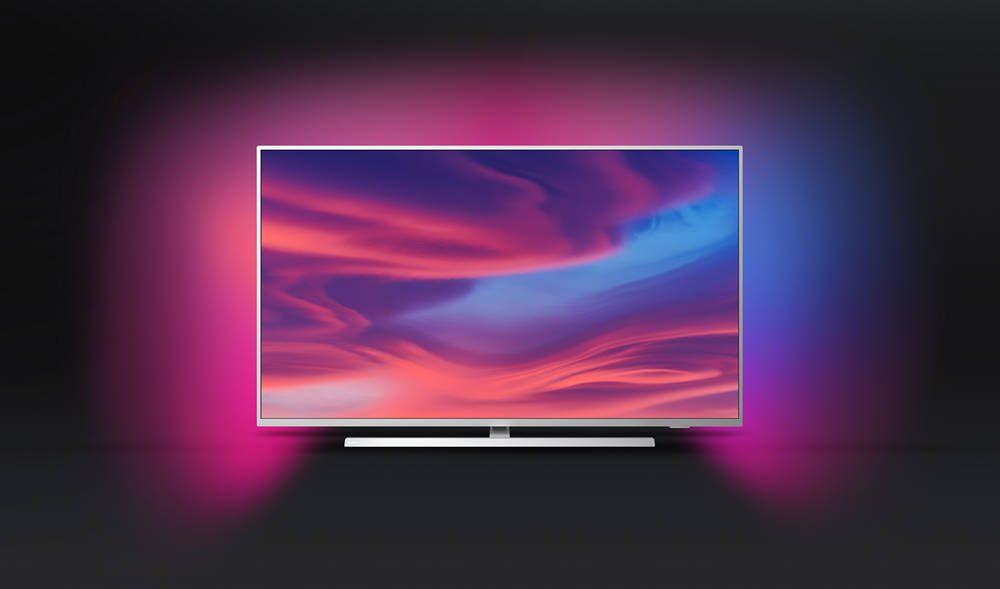 przykładowy model telewizora philips