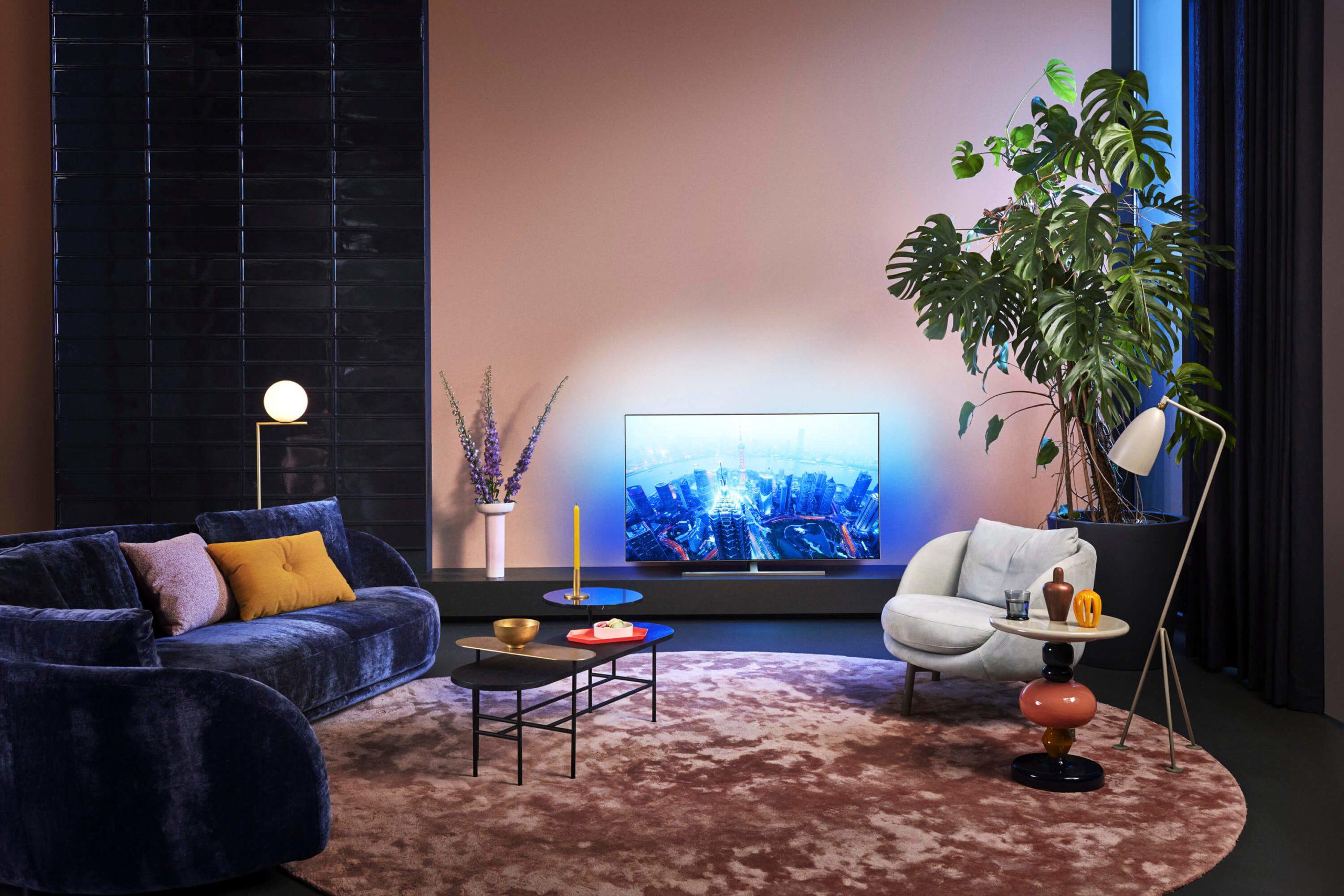 Jak prawidłowo ustawić telewizor marki Philips?