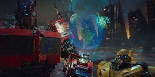 """Ukryta moc, odkryte karty - dwa nowe filmy z universum """"Transformers"""" w drodze"""