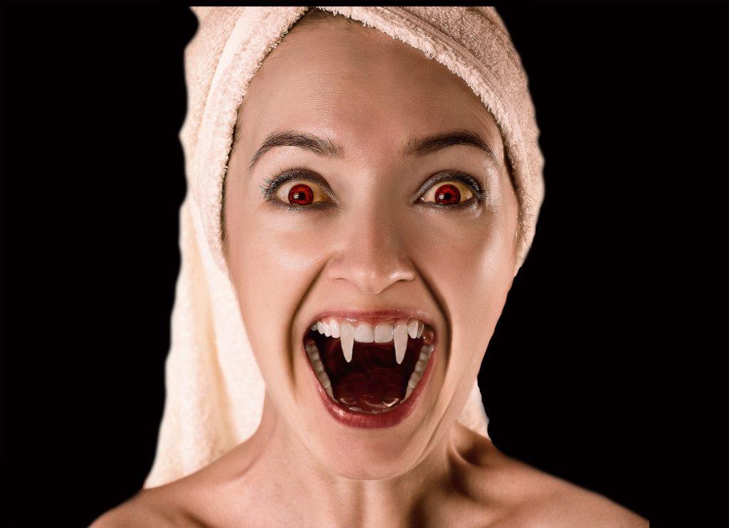 wampir kobieta