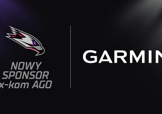 x-kom AGO i Garmin wchodzą we współpracę