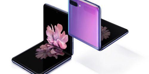 Nowy smartfon ze składanym ekranem oficjalnie zaprezentowany. Oto Samsung Galaxy Z Flip i jego specyfikacja