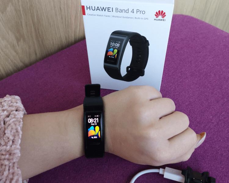 Na ile Band 4 Pro rzeczywiście jest PRO? Test i recenzja opaski sportowej Huawei