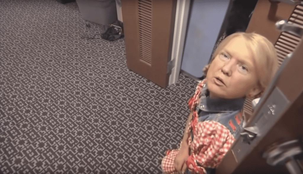 Donald Trump Dziewczynka deepfake