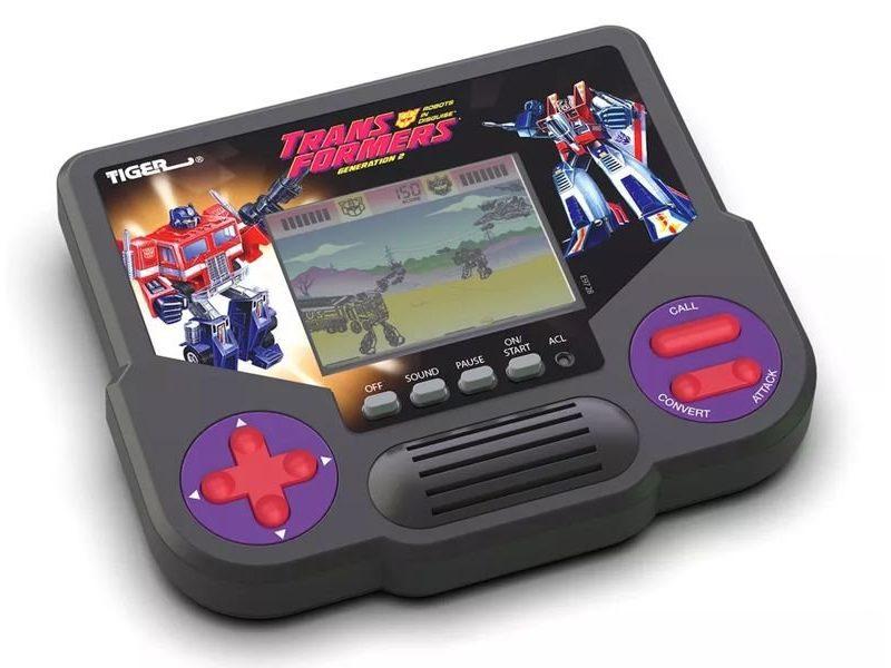 Mobilny gaming w stylu retro od Hasbro. Gry przenośne Tiger Electronics powracają