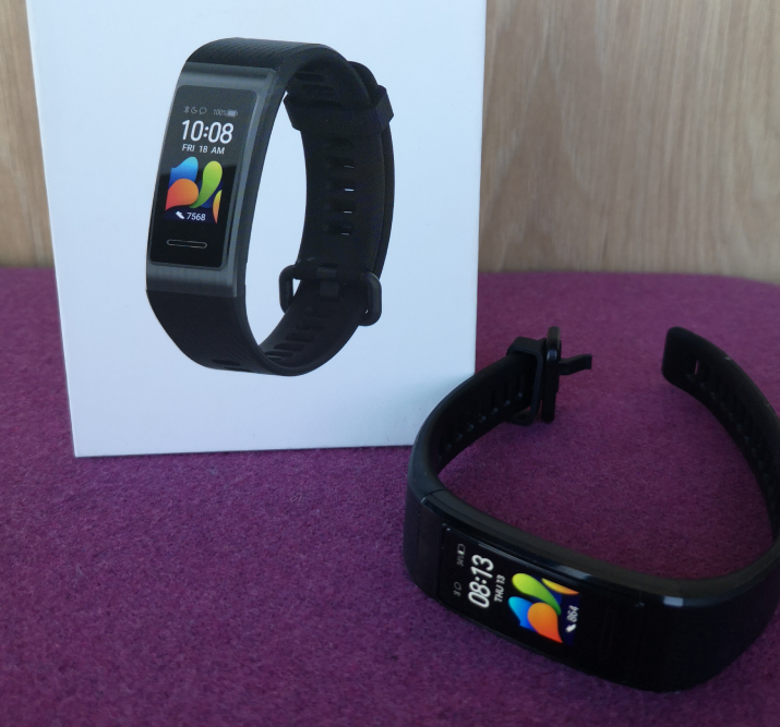 huawei band 4 pro unboxing geex